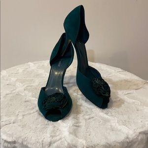 Nine West Peep Toe